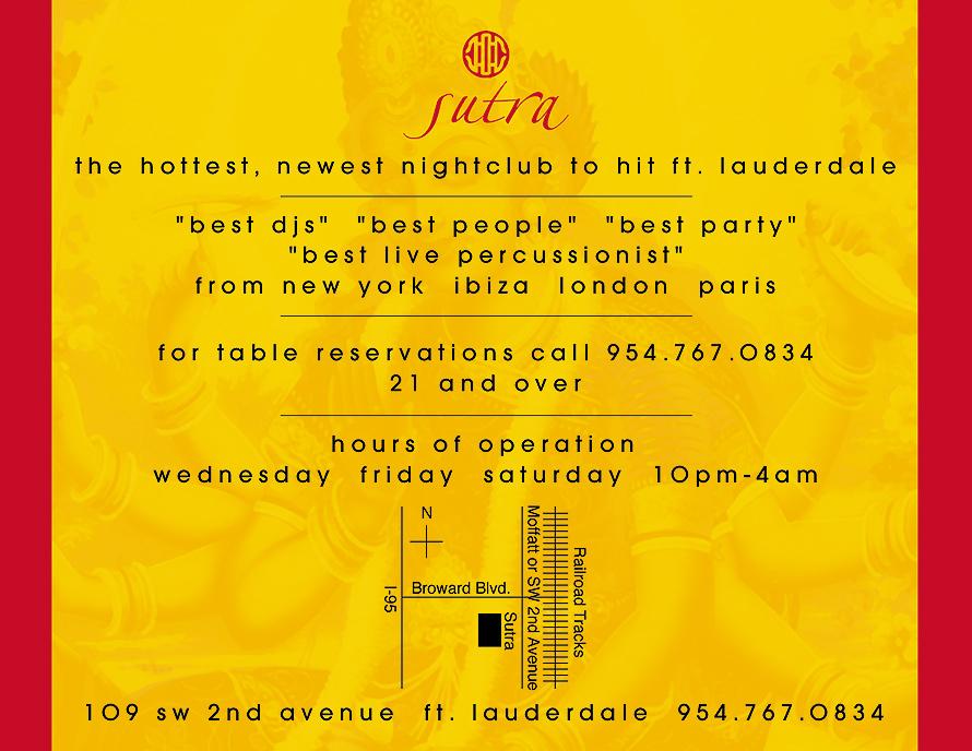 Sutra Nightclub