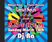Anthem Circuit Noize at Crobar - created March 09, 2001