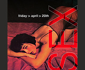 Sex Friday at Crobar - tagged with 312.413.7000