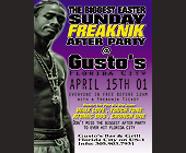 Freaknik After Party at Gusto's - tagged with 99 jamz