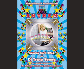 Anthem with DJ Tracy Young at Crobar - created April 2001