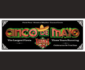 Cinco de Mayo Cafe Iguana in Coconut Grove - Bars Lounges