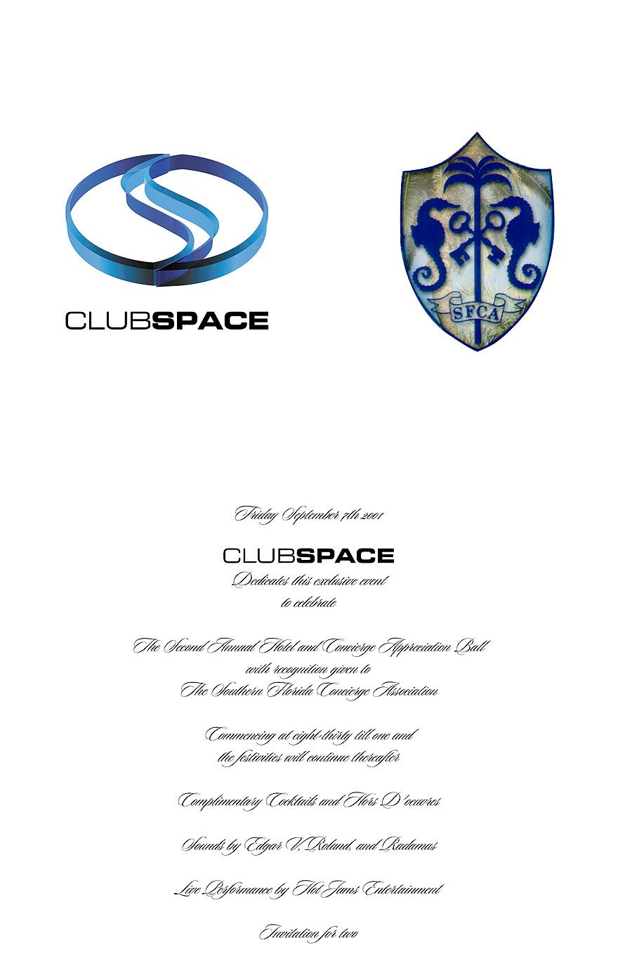 SFCA Appreciation Ball at Club Space