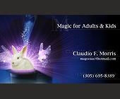 Magic for Adults and Kids - created April 17, 2001