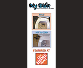 My Bidet Featured at Home Depot - created April 2001