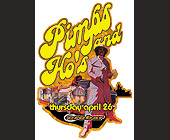 Pimps and Ho's Crobar Complimentary No Hassle Wait Admission - created April 18, 2001