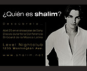 Shalim at Level Nightclub - created April 18, 2001