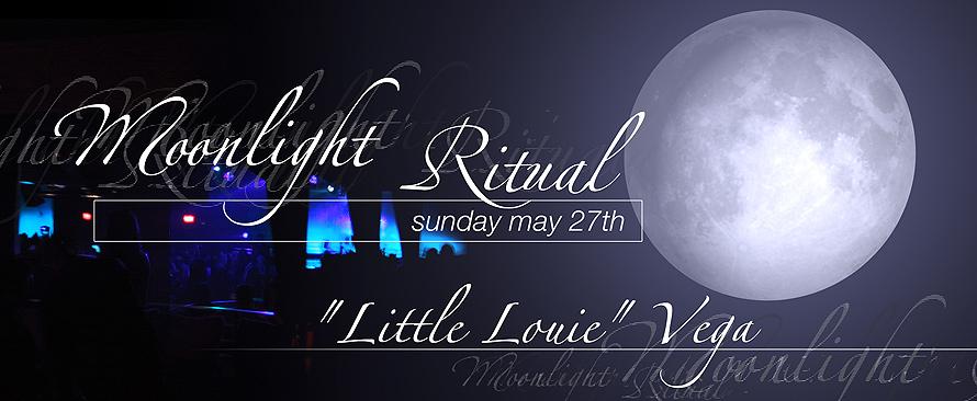 Moonlight Ritual with Little Louie Vega at Opium Garden