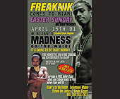 Freaknik Atlanta Easter Sunday at Bijan's on the Water - tagged with t h e