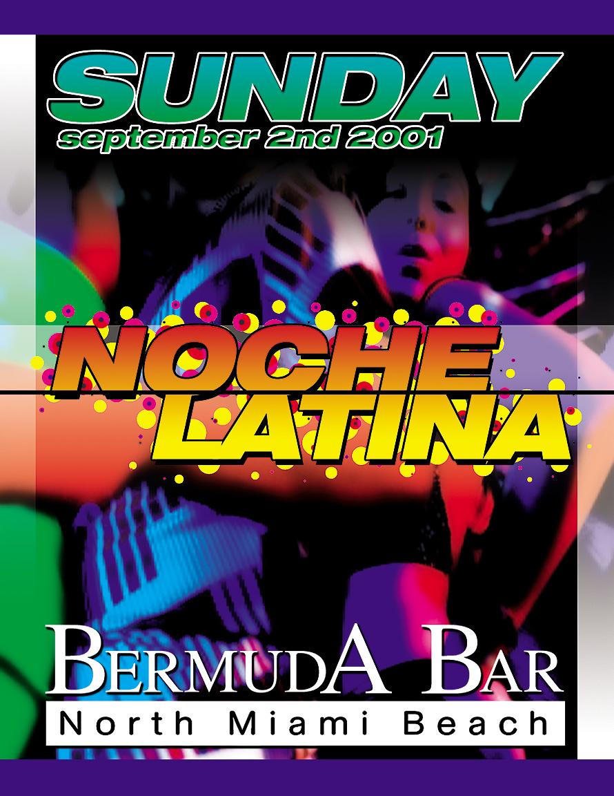 Labor Day Fiesta at Bermuda Bar