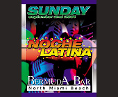 Labor Day Fiesta at Bermuda Bar - tagged with 305.945.0196
