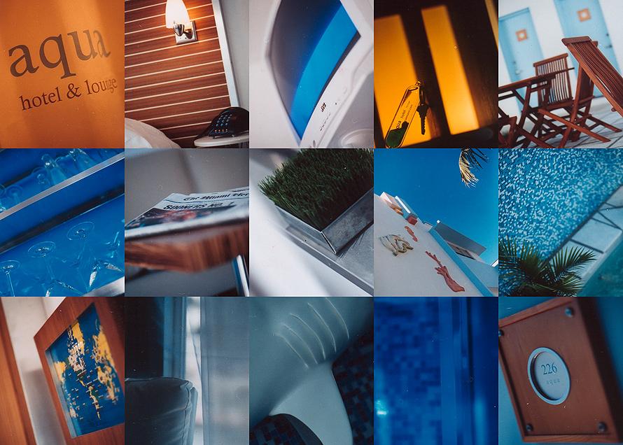 Aqua Hotel and Lounge Jetsons Meets Jaws