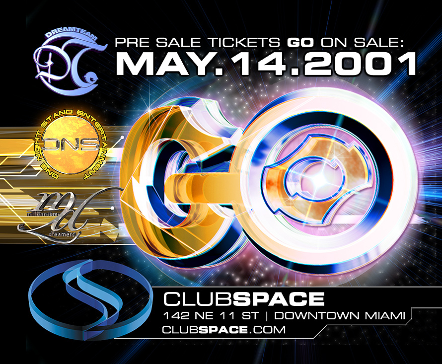 Go at Club Space