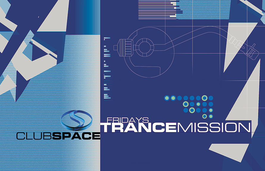 Fridays Trance Mission at Club Space with DJ Edgar V