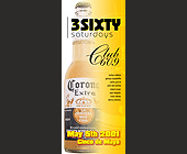 3Sixty at Club 609 in Coconut Grove - tagged with 21 guys 18 ladies