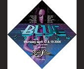 Blue Lounge at La Gloria Coconut Grove - tagged with old school