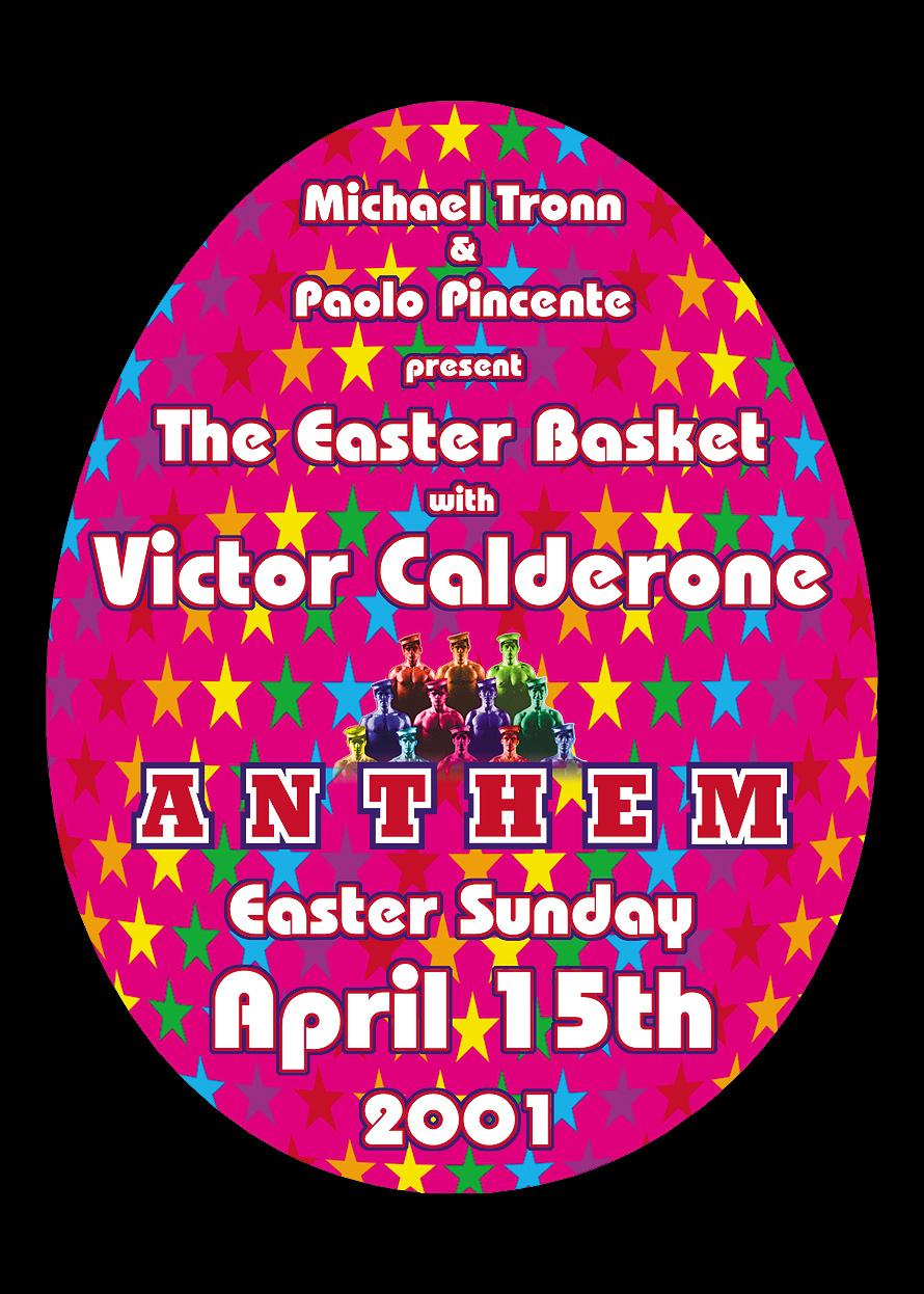 Anthem Easter at Crobar