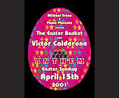 Anthem Easter at Crobar - Gay and Lesbian Graphic Designs