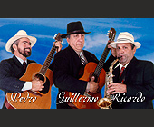Grupo Los Amigos with Pedro Ricardo and Guillermo - tagged with guitar