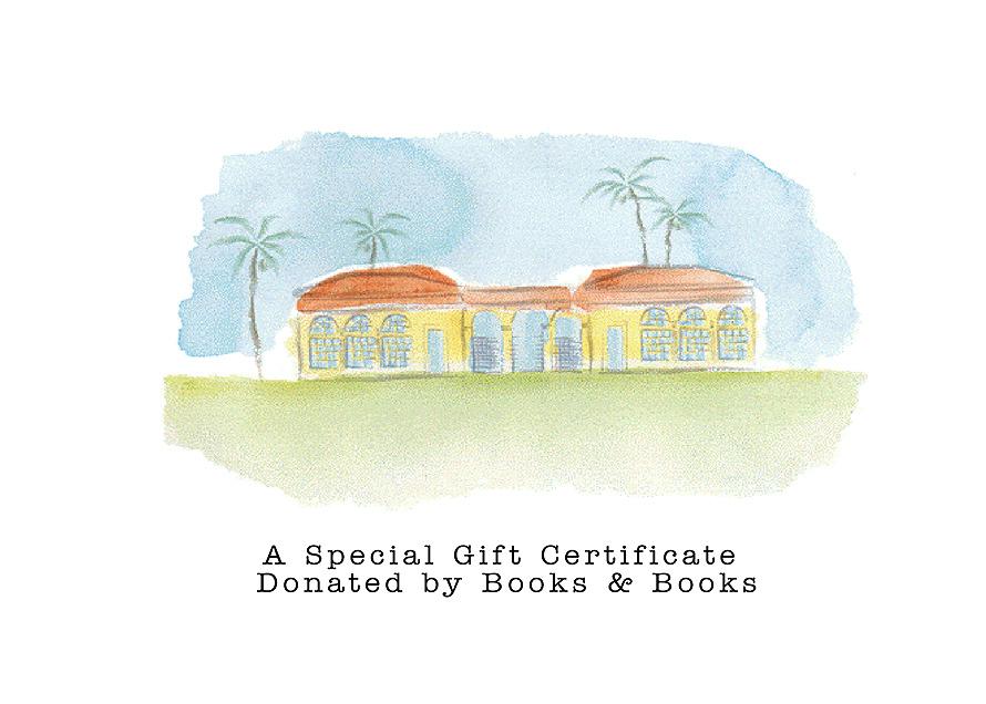 Books & Books Gift Certificate