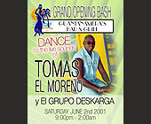 Guantanamera's Bar and Grill Grand Opening - Guantanameras bar and grill Graphic Designs