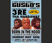 Trick Daddy All Star Weekend at Gusto's - tagged with gustos grill and bar