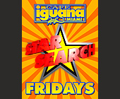 Star Search at Cafe Iguana Kendall - tagged with town