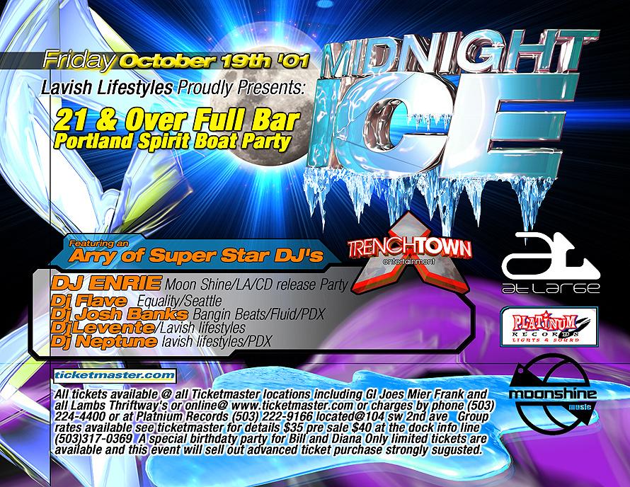 Lavish Lifestyles Midnight Ice