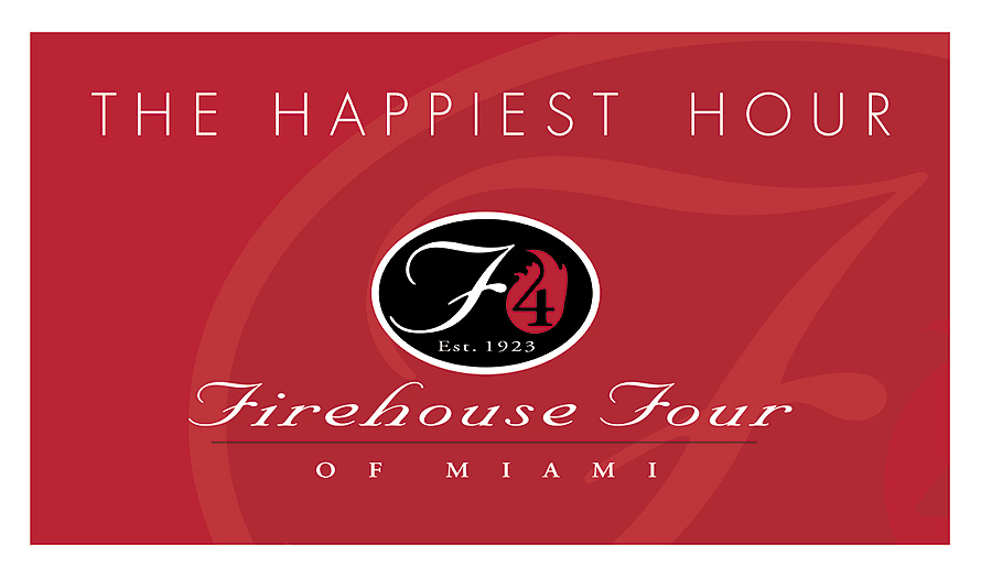 The Happiest Hour at The Firehouse Four