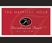 The Happiest Hour at The Firehouse Four - tagged with happy hour