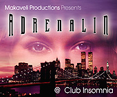 Adrenalin at Club Insomnia - Washington Graphic Designs