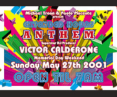 Anthem Extended Hours at Crobar - created May 18, 2001