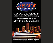 Trick Daddy All Star Platinum Celebrity Cruise - Downtown Miami Graphic Designs