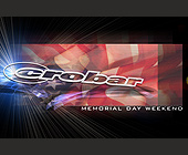 Memorial Day Weekend at Crobar in Miami Beach - created May 18, 2001