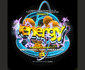 Energy Memorial Day Weekend - Washington Graphic Designs