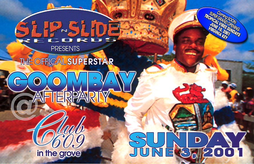 Goombay After Party at Club 609