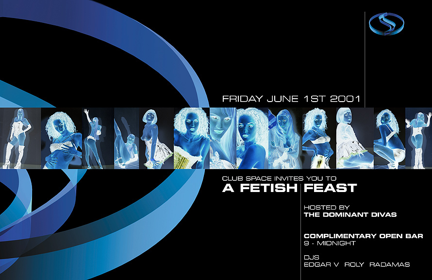 A Fetish Feast at Club Space