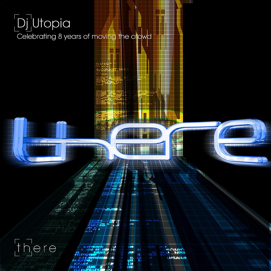DJ Utopia There Promo CD