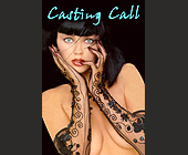 Casting Call for National Adult Magazine - tagged with nude