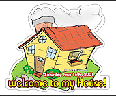 Welcome to My House! - created May 31, 2001