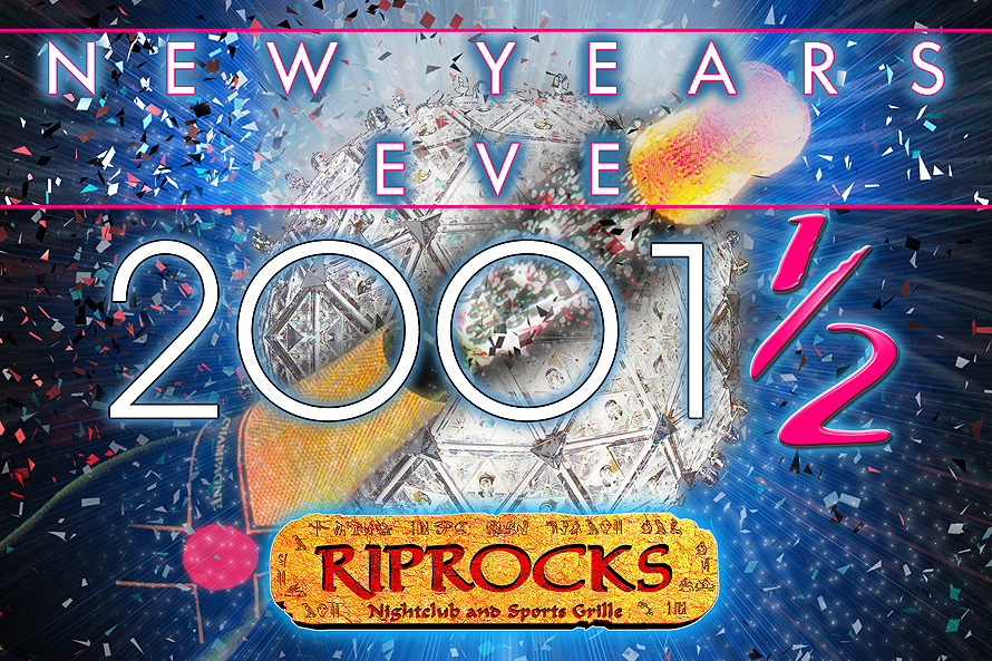New Years Eve at Riprocks Nightclub and Sports Grill