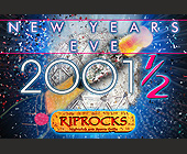 New Years Eve at Riprocks Nightclub and Sports Grill - created May 31, 2001