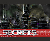Secrets Official After Cheers Party at Secrets Nightclub - created May 07, 2001
