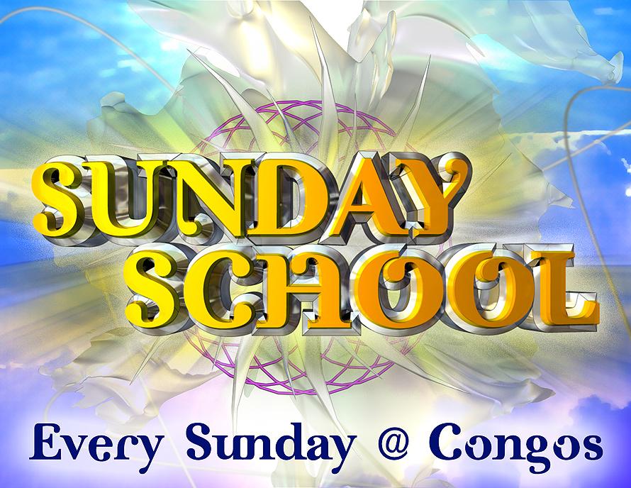 Sunday School Event at Congos