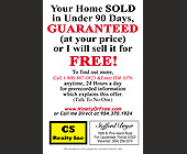 C.S. Realty Inc South Florida - created May 07, 2001