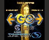 Go at Club Space - tagged with 305.228.1222