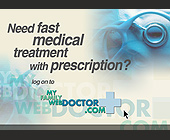 My Family Web Doctor - Healthcare Graphic Designs