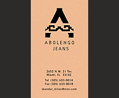 Abolengo Jeans Confession - tagged with but