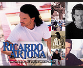 Ricardo Arjona After Party at Club Space - tagged with doors open at 9pm