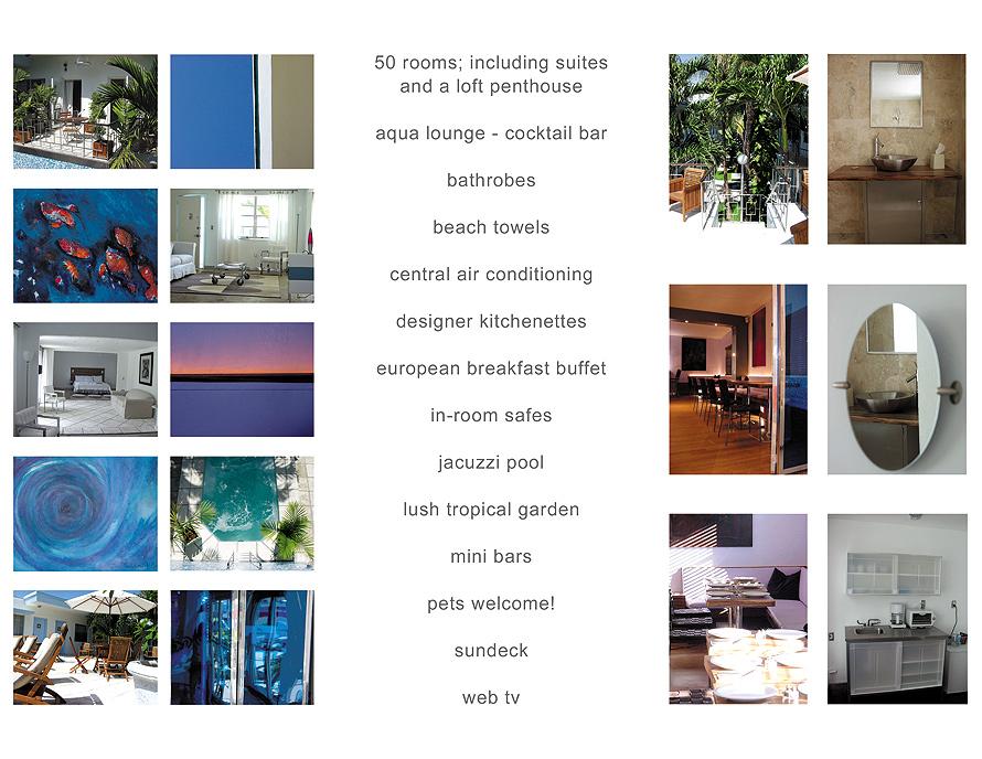 Aqua Hotel Lounge Sleep with Me Guide